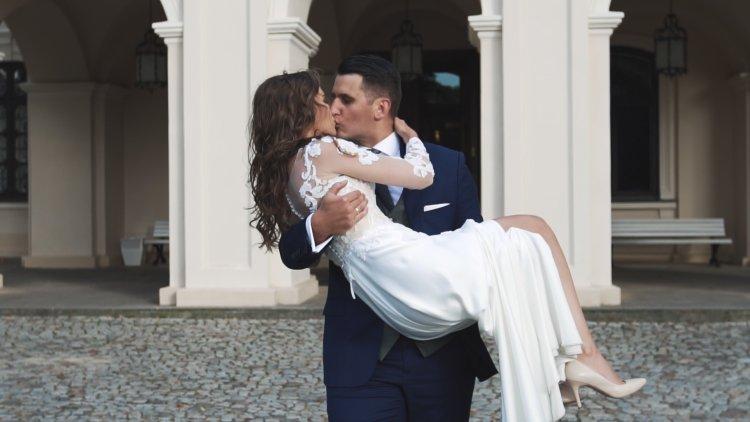 Atrakcyjne i PROFESJONALNE filmowanie ślubów.