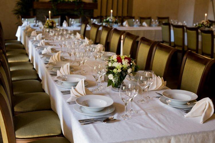 Restauracja Herbowa na zamku