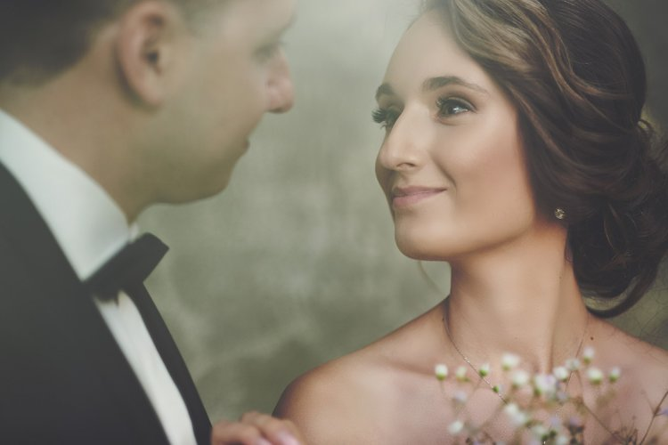 Fotoreportaż ślubny - dwoje fotorafów