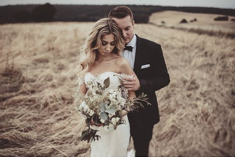 Sesja ślubna- nawet na koniec Świata