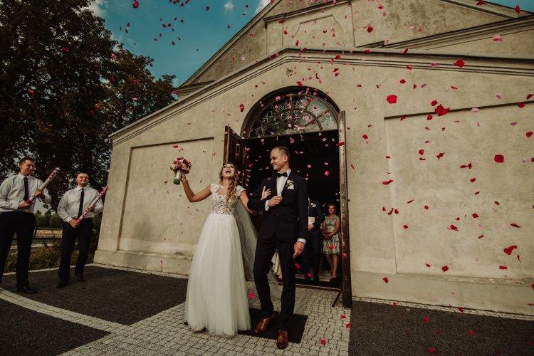Reportaż ślubny + sesja plenerowa