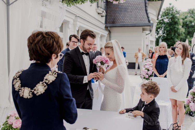 Reportaż ślubny - dwójka fotografów