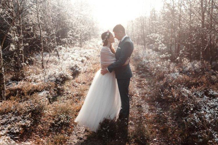 Miłosne historie zapisane na zdjęciach