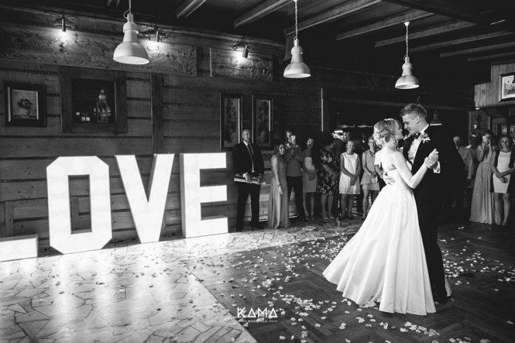 Filmowy reportaż ślubny