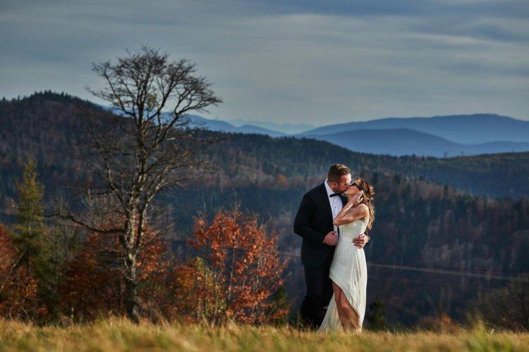 Zdjęcia ślubne, PLENER