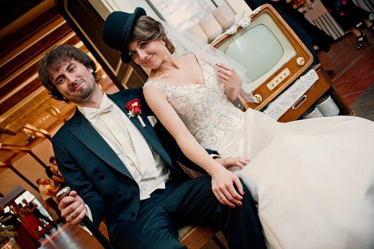 Reportaż z dnia ślubu