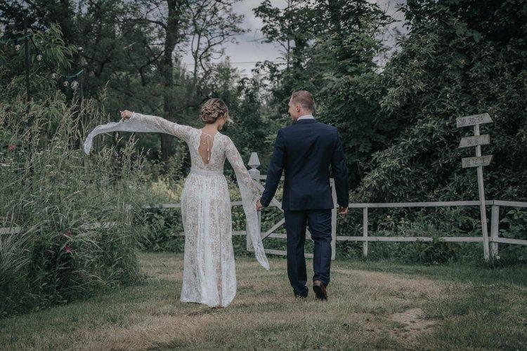 Reportażowa fotografia ślubna