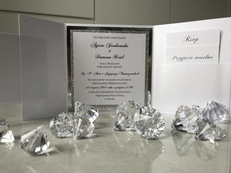 Prestige - Zaproszenia Lustrzsne