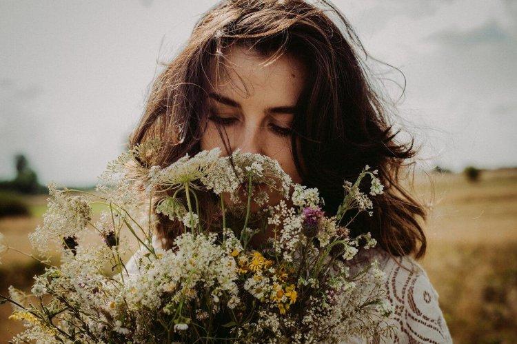 naturalnie ↟ o miłości ♡ fotografia boho rustykalna vintage