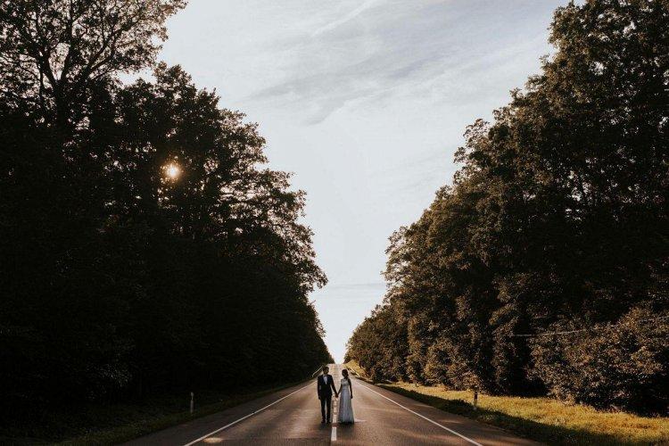 Sesja ślubna w Polsce