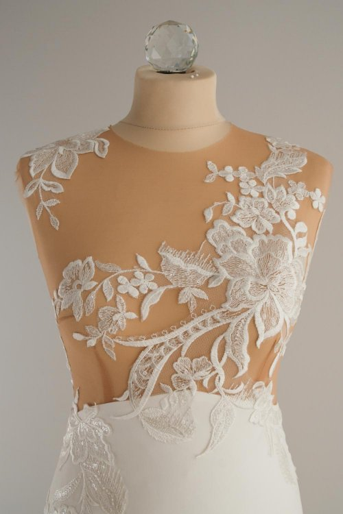 Uszycie sukni ślubnej (długa)