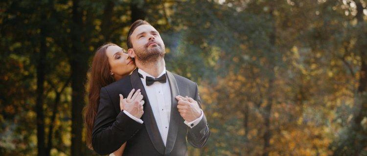 Film ślubny w stylu Cinematic