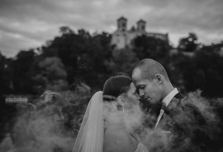 Reportaż ślubny + sesja
