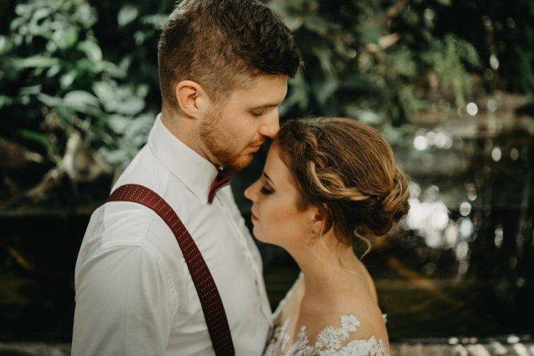 Magiczny plener ślubny