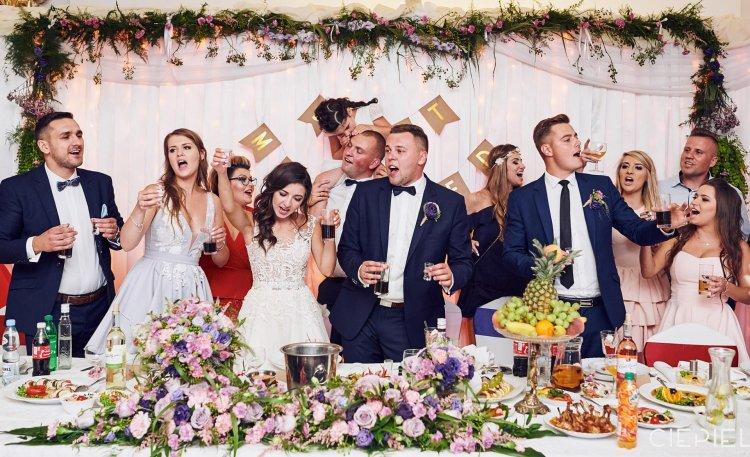 Fotoreportaż z dnia ślubu