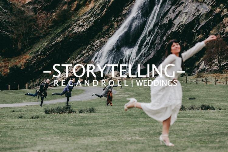 R E C & R O L L WEDDINGS Filmy ślubne i nie tylko