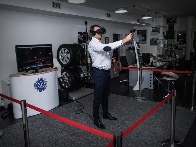Strefa VR - zupełnie NOWA atrakcja na wesele i poprawiny