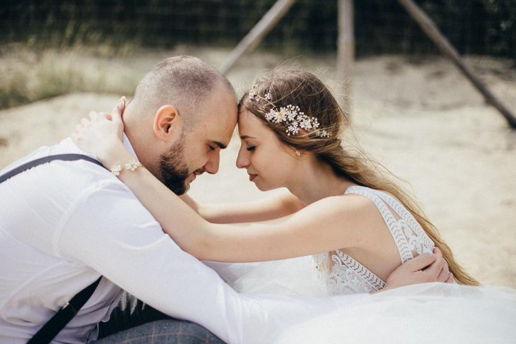 Pełen emocji reportaż ślubny