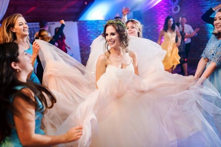 Reportaż ślubny - duet fotografów