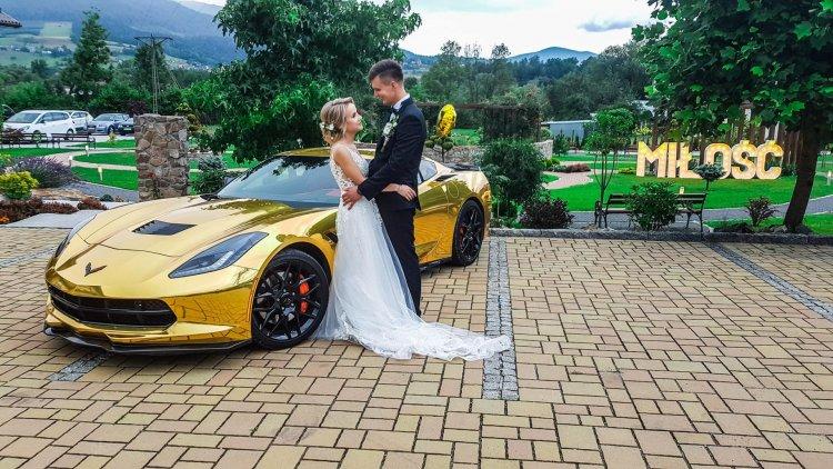 Samochod do ślubu