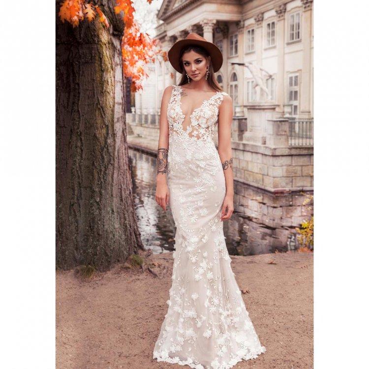 Suknia Ślubna White Magnolia