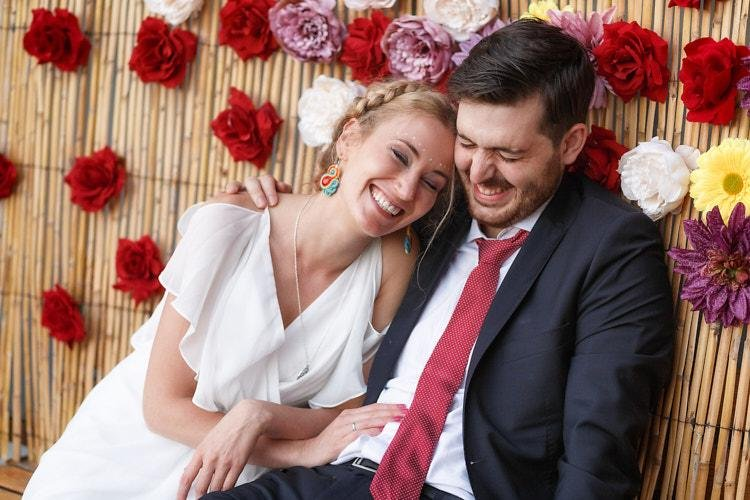 Reportaż ślubny na dwa aparaty
