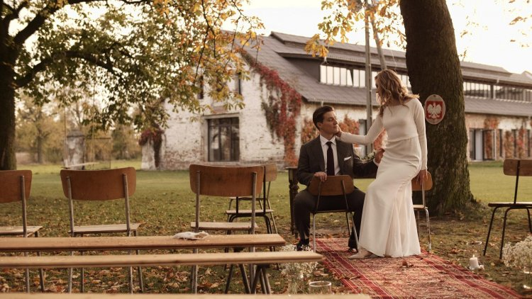 Emocjonalne filmy ślubne