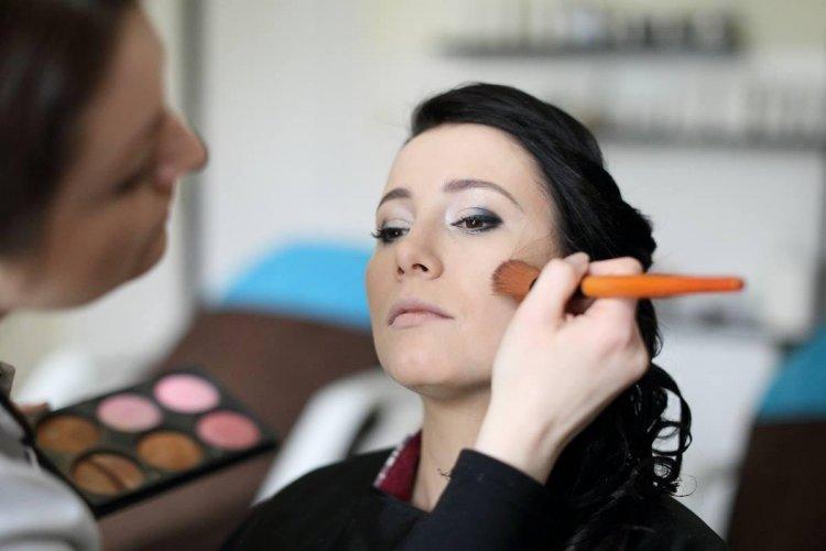 Makijaż Ślubny w Studio Urody Endorfina:)