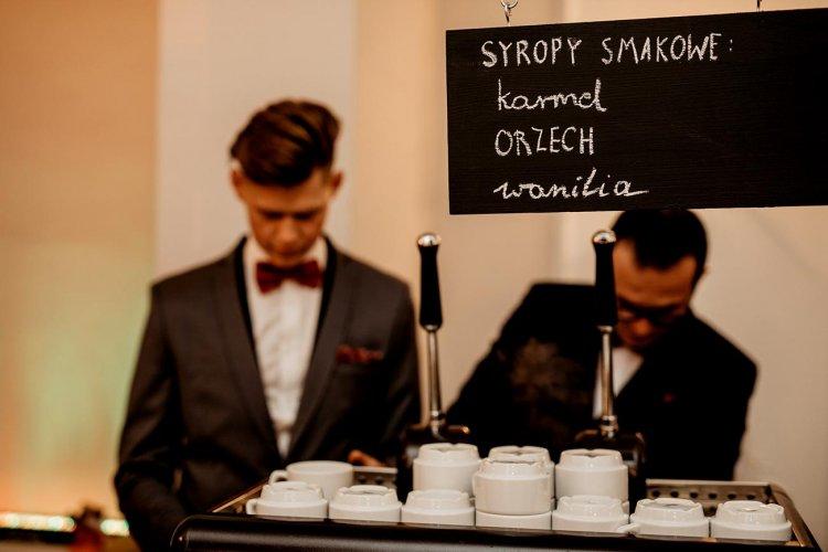 Mobilny bar kawowy do wynajęcia