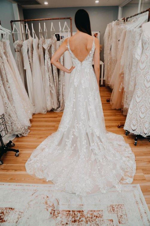 Piękna Harper Madi Lane