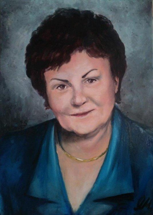 Portrety Na Zamówienie Milena Olesinska