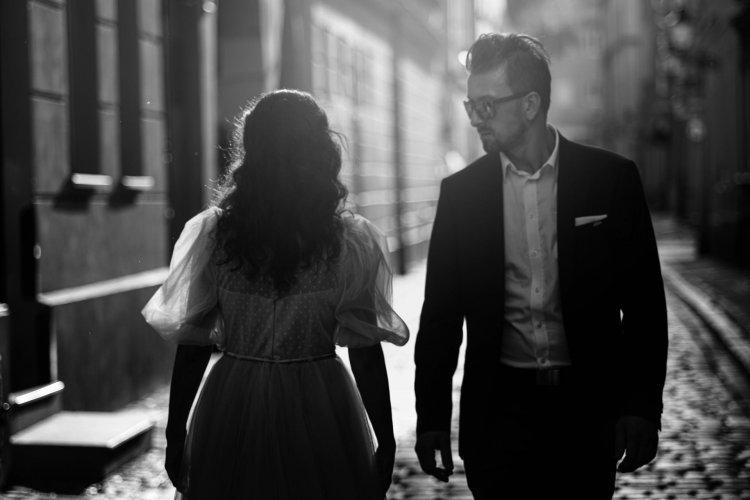 Reportaż ślubny i sesja plenerowa