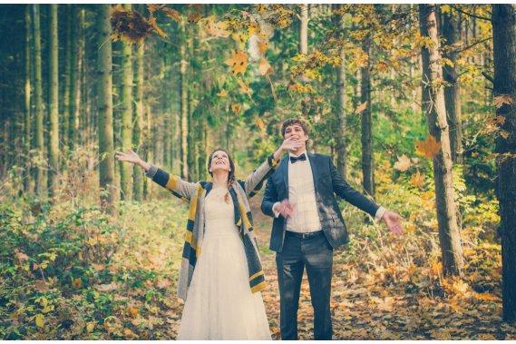 Film i klip ślubny Filmowanie ślubów