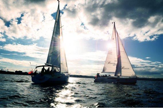 Premium Yachting - niesamowity ślub na wodzie. Organizacja ślubów Premium Yachting
