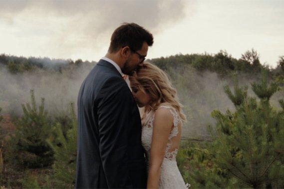 Film ślubny Filmowanie ślubów Lowmi - Pracownia filmów ślubnych
