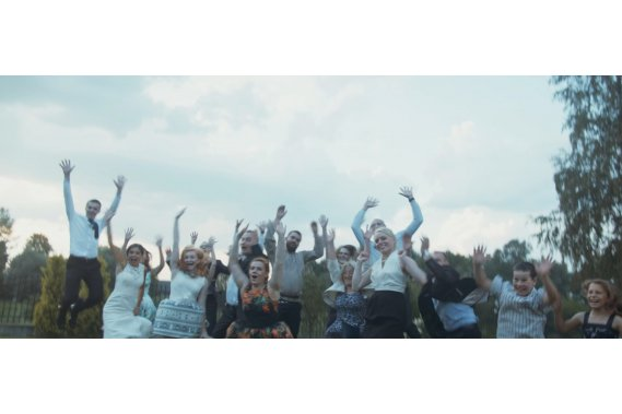 Filmowy reportaż ślubny Filmowanie ślubów ArtsFrame