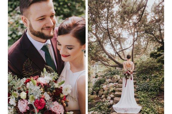 Reportaż ślubny Reportaż ślubny Malachite Meadow