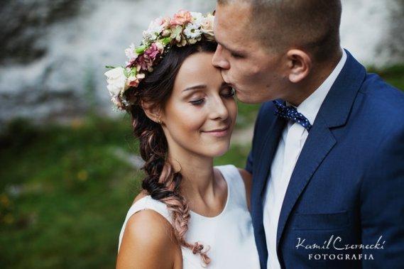 Niebanalna fotografia ślubna Reportaż ślubny