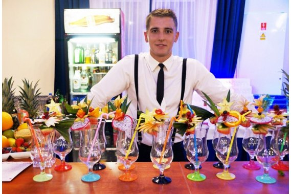 SoClose - Drink Bar weselny oraz Fotobudka Barman na wesele SoClose - Drink Bar weselny oraz Fotobudka