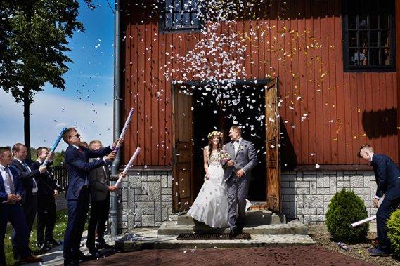 Opowiemy Waszą historię! Reportaż ślubny