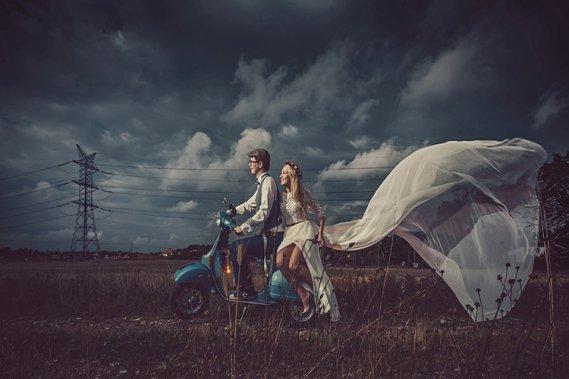 """PAKIET """"BLACK & wHITE"""" - 2 FOTOGRAFÓW Reportaż ślubny"""