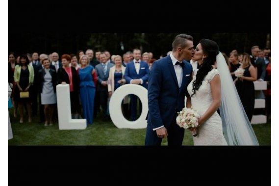 FILM ŚLUBNY Filmowanie ślubów Movie Factory