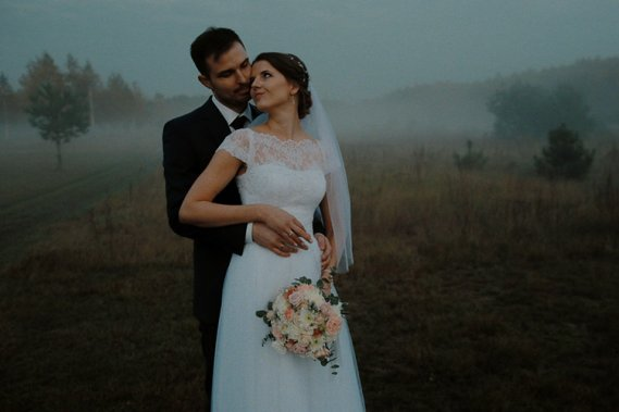 Subtelne i romantyczne filmy ślubne Filmowanie ślubów