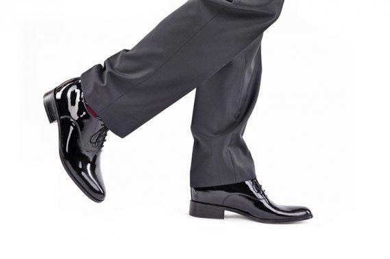 Klasyczne eleganckie buty do ślubu Betelli Buty męskie