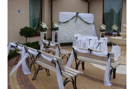 Ślub  w plenerze Organizacja ślubów Magic Time Organizacja i Dekaracja Imprez
