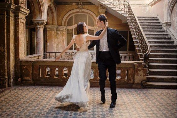 Film ślubny dla wymagających par Filmowanie ślubów