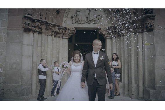 Teledysk ślubny - trailer Filmowanie ślubów