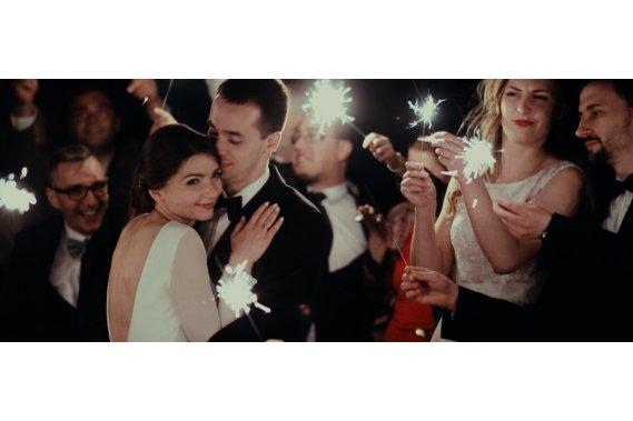 Film Ślubny - Niech inni zazdroszczą Wam filmu Filmowanie ślubów CAMON - Niech inni zazdroszczą Wam filmu