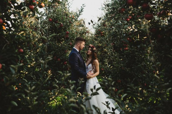 CHCEMY BYĆ CZĘŚCIĄ WASZEJ HISTORII.... Reportaż ślubny
