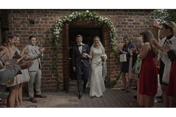 Film i teledysk ślubny Filmowanie ślubów Studio Czary Mary